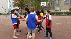 Tournoi de basket