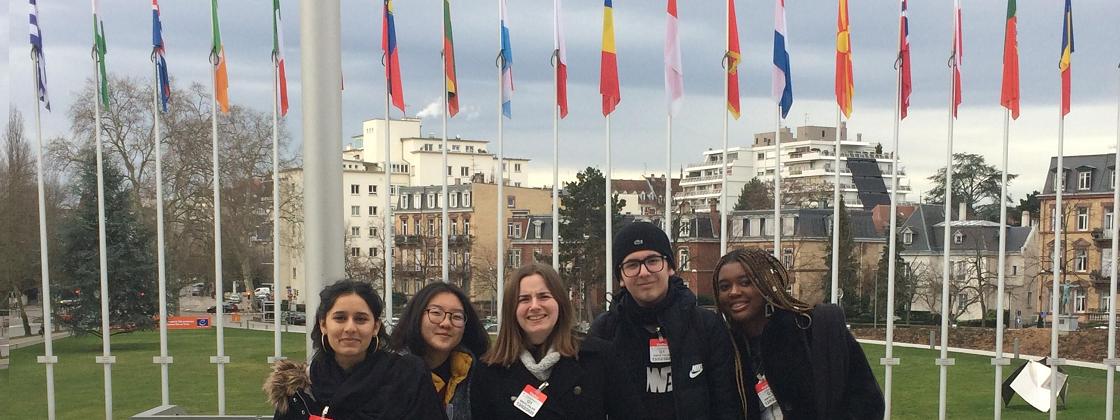 Rencontres Erasmus+